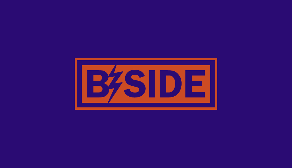 Version mobile du logo de B-side